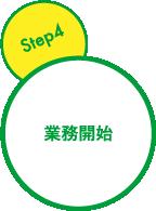 step4 業務開始